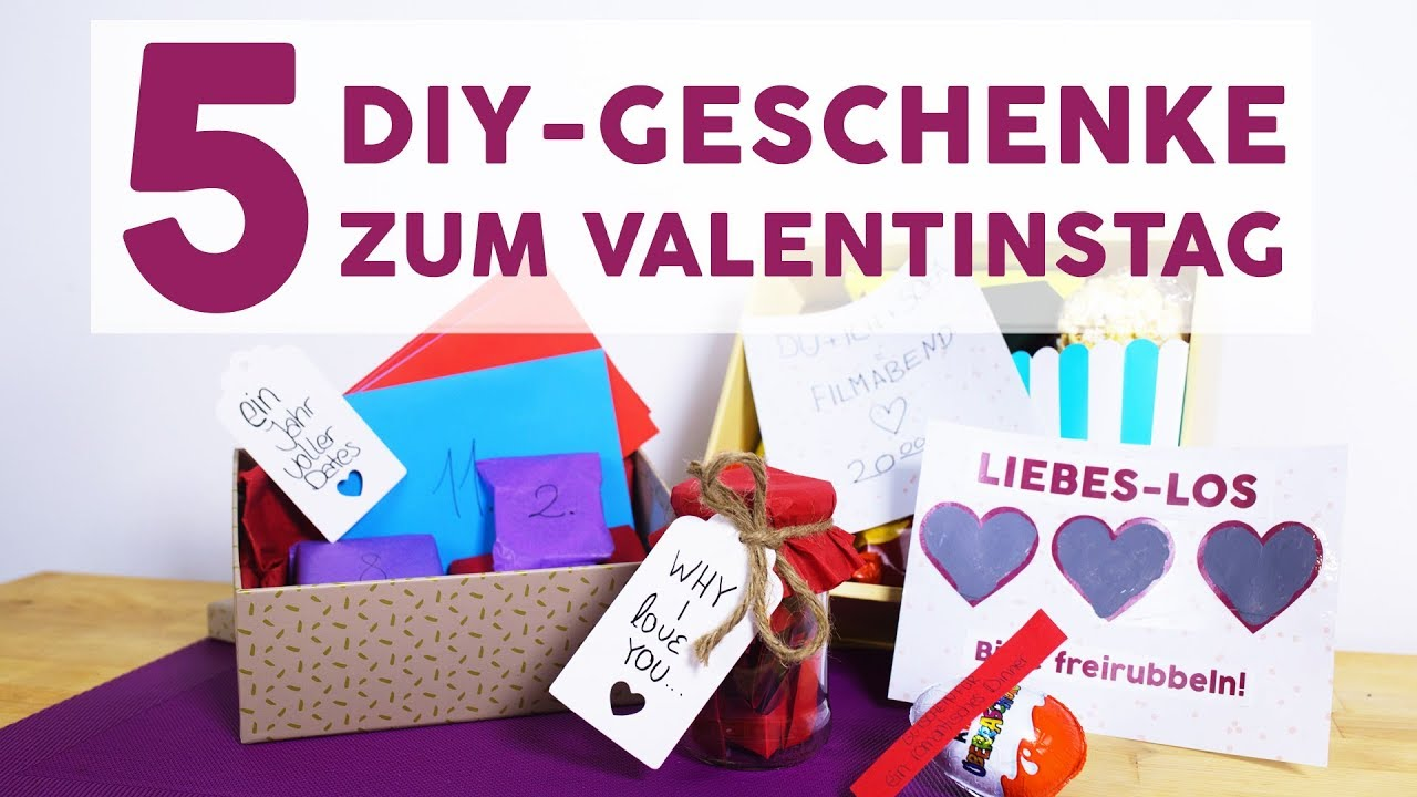 10 Out-of-the-Box-Ideen Zum Valentinstag